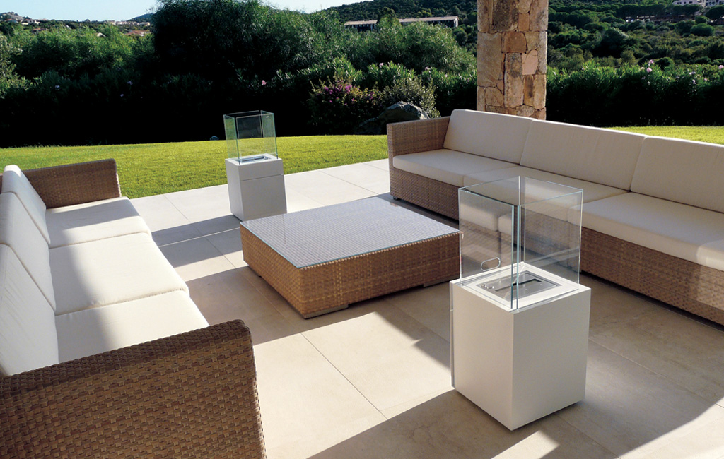 Babele Perfect For Outdoor And Indoor Bio Fireplace