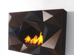 Bio Fireplace Prometheus Mythological Fire In Modern